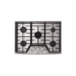 "LG AppliancesSTUDIOLG STUDIO 30"" Gas Cooktop"