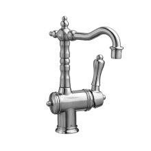Victorian Bar Faucet - Ultra Steel