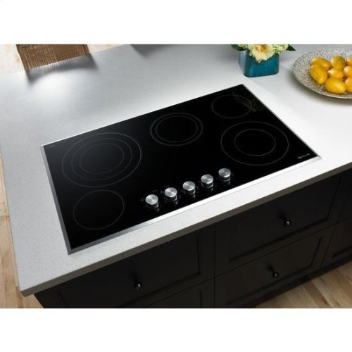 36-Inch Electric Radiant Cooktop