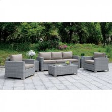 Brindsmade 6 Pc. Patio Set W/ Coffee Table & 2 End Tables