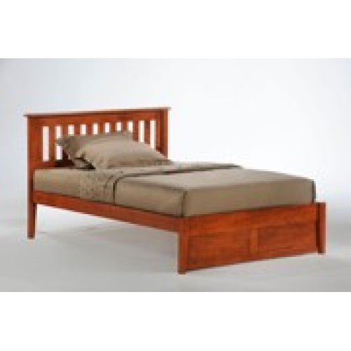 Rosemary Bed in Cherry Finish