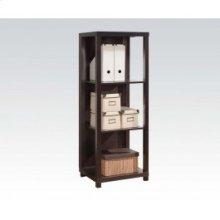 Bookcase W/3 Shelves