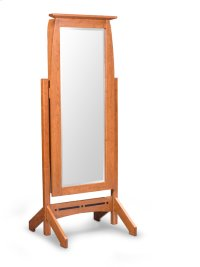 Aspen Jewelry Cheval Mirror with Inlay Product Image