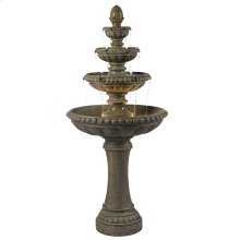 Rialto - Outdoor Floor Fountain