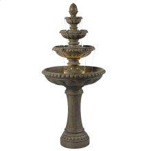 Rialto - Outdoor Floor Fountain