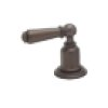 Polished Nickel Edwardian U.Kit2l Thermostatic Shower Package With Edwardian Cross Handle