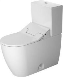 Me By Starck Two-piece Toilet For Sensowash®