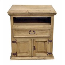 "24"" Swivel Top TV Stand"