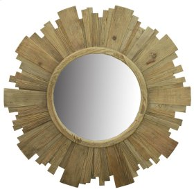 Mirror,Recycled Wood