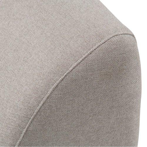 Quantum Sofa Stainless Steel