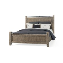 451-066 KBED Riverbank King Bed Complete