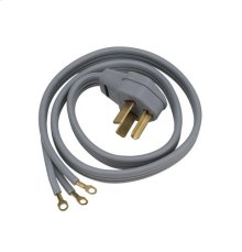 Dryer Power Cord Accessory (3 Prong, 4 Ft.)