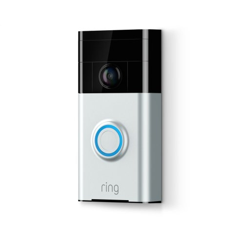 Satin Nickel Video Doorbell