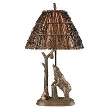 Bearly Short Table Lamp