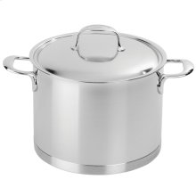 Demeyere Atlantis 7-Ply 8.5-qt Stainless Steel Stock Pot