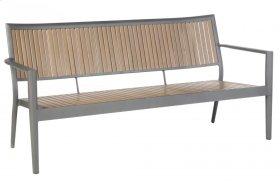 Penelope Alum. / Polywood Sofa