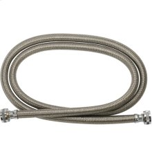 Stainless Steel Washer Hose - 4 ft.