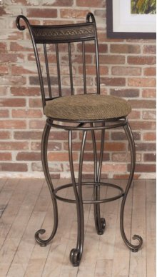"D225-21  30"" Swivel Bar Stool"