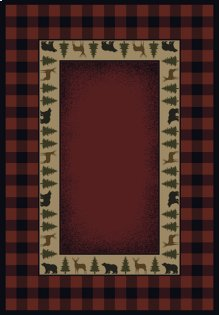 Genesis New Buffalo Red Rugs