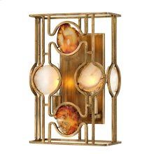 Lucia Two Light Sconce