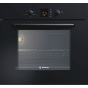 "BOSCH30"" Single Wall Oven 300 Series - Black Hbl3360uc Discontinued"