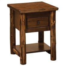 One Drawer Nightstand - Modern Cedar
