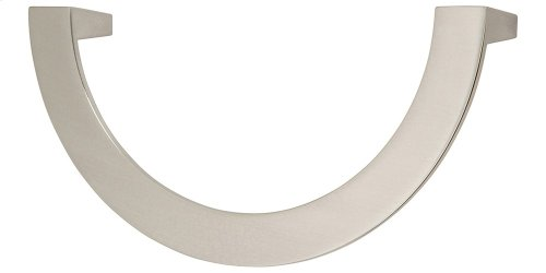 Roundabout Pull 5 1/16 Inch (c-c) - Brushed Nickel