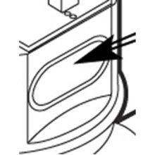Commercial sensor eye casing