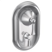 Wynford chrome posi-temp® with diverter valve trim