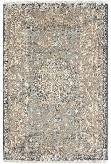 Floret Seagrass Rectangle 3ft 6in x 5ft 6in