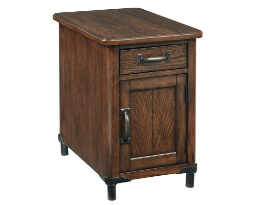 Saluda Chairside Chest