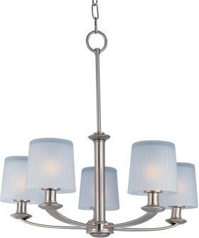 Finesse 5-Light Chandelier