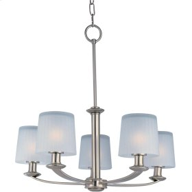 Finesse 5-Light Chandelier