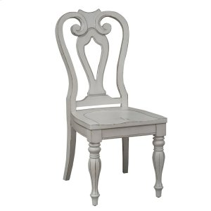 Magnolia Manor Wood Seat Side Chair