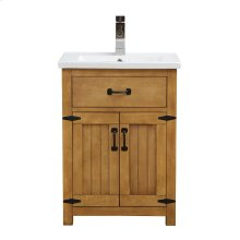 Countryside Bathroom Vanity - 24 Inch