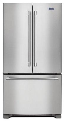 36- Inch Wide Counter Depth French Door Refrigerator - 20 Cu. Ft.