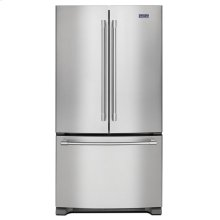 *SCRATCH AND DENT* 36- Inch Wide Counter Depth French Door Refrigerator - 20 Cu. Ft.