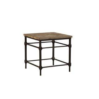 Coldiron End Table