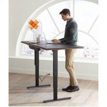 Lift Standing Desk 66 X 30 Top 6052 in Environmental