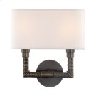 Dubois Wall Sconce - Distressed Bronze Product Image