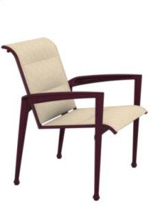 Veer Padded Sling Dining Chair