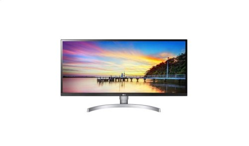 "34"" Class 21:9 UltraWide® Full HD IPS LED Monitor with HDR 10 (34"" Diagonal)"