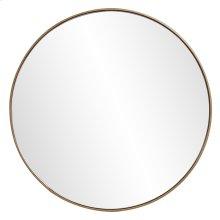 Jaxtyn Round Mirror