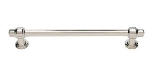 Bronte Pull 6 5/16 Inch (c-c) - Polished Nickel
