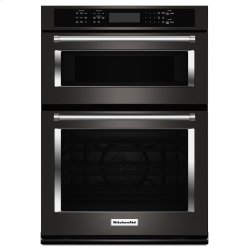 """30"""" Combination Wall Oven with Even-Heat True Convection (Lower Oven) - Stainless Steel with PrintShield™ Finish"""