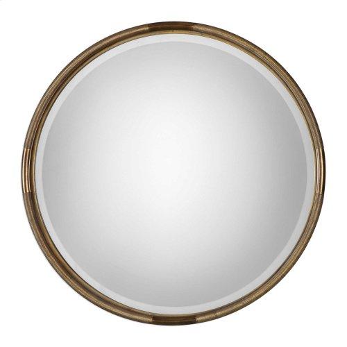 Finnick Round Mirror