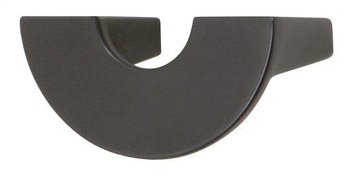 Roundabout Knob 1 1/4 Inch (c-c) - Modern Bronze