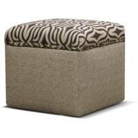 Parson Storage Ottoman with Nails 2F0081N Product Image