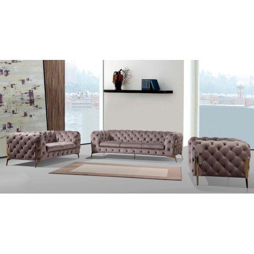 VGCA1346SIL in by VIG Furniture in Neptune, NJ - Divani Casa Sheila ...