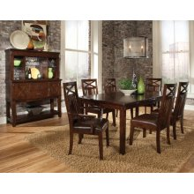Round Ct Ht Table, W/drop Leaf